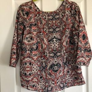 The Limited Pattern Blouse